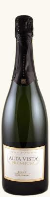 Alta Vista Chardonnay Brut argentín pezsgő 0,75l